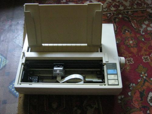Epson Lx 800 Драйвера
